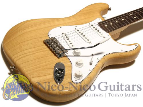 Fender Mexico 2013 Classic 70s Stratocaster (Natural/R)