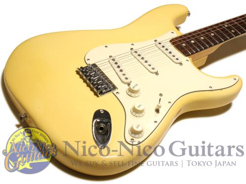 Fender 1974 Stratocaster Hard Tail (White)