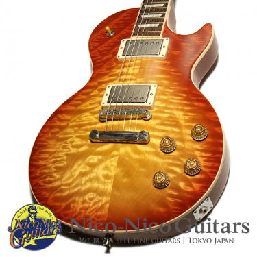 Gibson USA 2017 Les Paul Traditional Plus Quilt 2017 Limited (Heritage Cherry Sunburst)