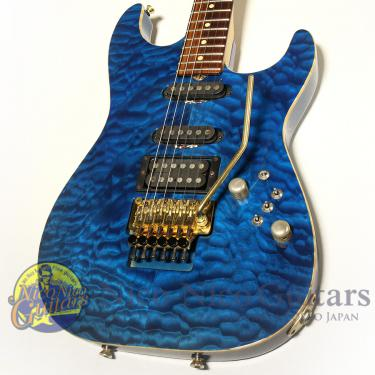 Tom Anderson 1996 Drop Top (Translucent Blue)
