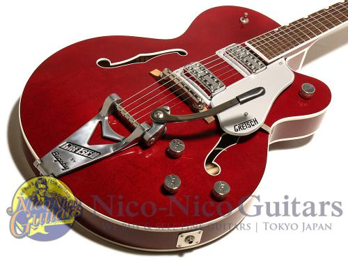 Gretsch 2016 G6119T Players Edition Tennessee Rose (Deep Cherry Sartin)
