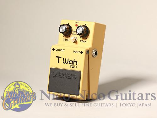 BOSS TW-1 T Wah made in Japan