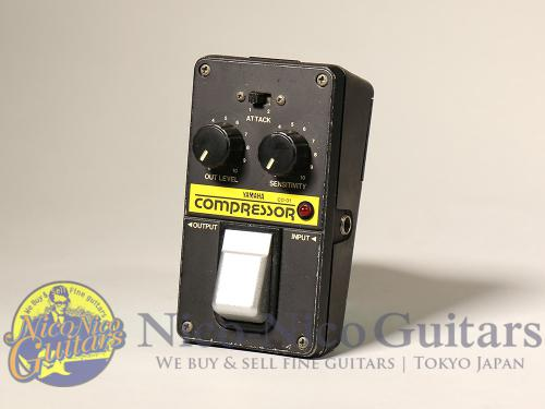 Yamaha CO-01 Compressor