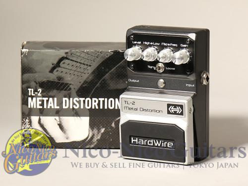 Digitech TL-2 Metal Distortion