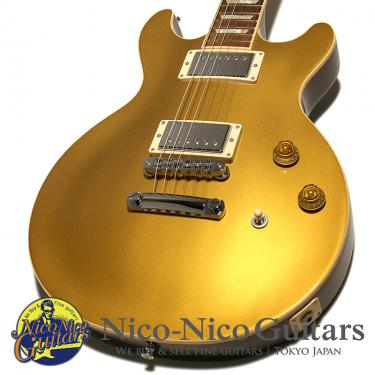 Gibson USA 2011 Les Paul Double Cutaway (Gold)