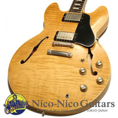 Gibson Memphis 2016 Historic Series 1963 ES-335 Fig VOS (Natural)