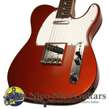 Fender Custom Shop 2016 1967 Telecaster NOS 30th Anniversary (Candy Apple Red)