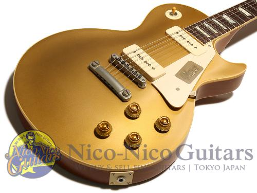 Gibson Custom Shop 2017 Standard Historic 1956 Les Paul VOS (Gold)