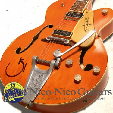 Gretsch Custom Shop 2006 Masterbuilt G6120 WC ST by Stephen Stern (Orange)