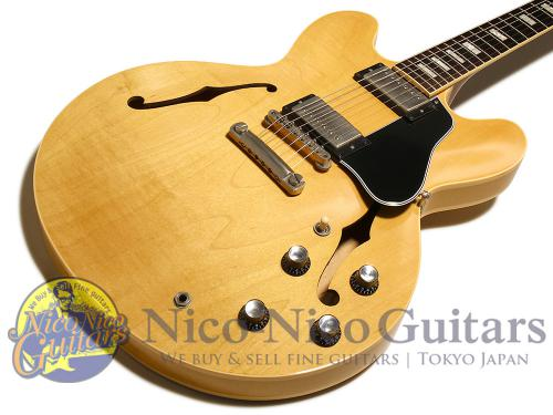 Gibson Custom Shop 1998 Historic 1963 ES-335 Reissue (Blonde)