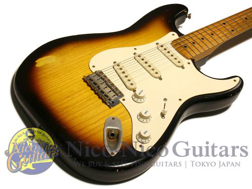 RS Guitarworks 2012 Contour White Guard (Sunburst)