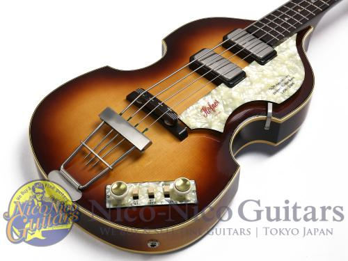 Hofner 2006 500/1 Cavern 50th Anniversary (Sunburst)