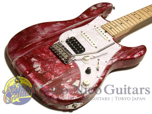 James Tyler Japan 2017 Studio Elite HD (Cherry Red Shmear)