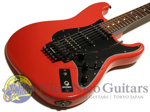 Fernandes ST-80NT (Vermillion Red)