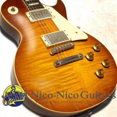 Gibson Custom Shop 2015 Collector's Choice #29 Tamio Okuda 1959 Les Paul Aged (OT Burst)