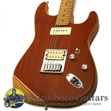 T.S factory 25th Anniversary Last Fender Clone 2020-4-ST Kalin/Alder (Natural)