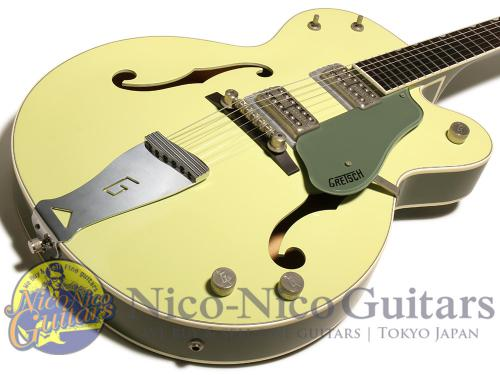 Gretsch 2001 G6118 Double Anniversary (Smoke Green)