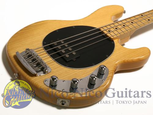 Musicman 2002 StingRay4 (Natural/M)