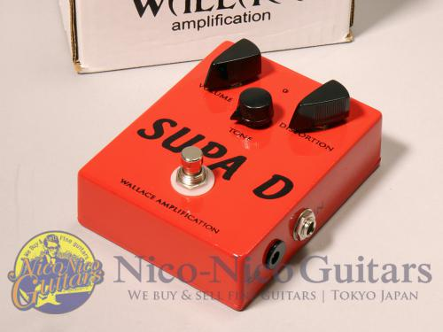WALLACE AMPLIFICATION SUPA D