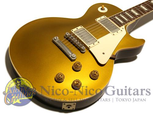 Gibson Custom Shop 2014 Historic Collection 1957 Les Paul VOS Dark Back (Antique Gold)