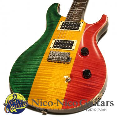 PRS 1996 Custom24 1st 10Top (Santana Tri Color)