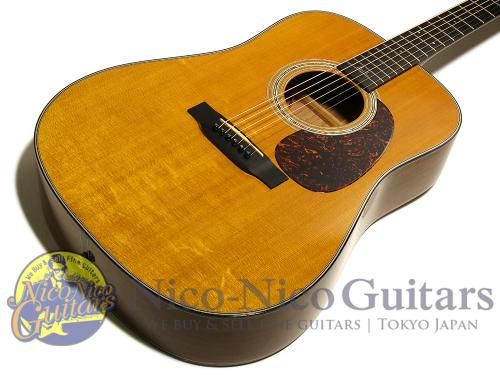 Martin 2002 D-16BH Beck Hansen Signature (Natural)