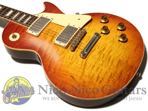 Gibson Custom Shop 2015 Historic Select 1959 Les Paul Vintage Gloss (Vintage Cherry Sunburst)