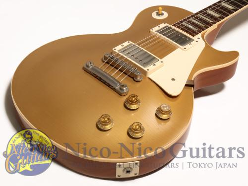 Gibson Custom Shop 2011 Historic 1957 Les Paul Aged (Gold Top)