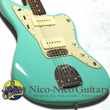 Fender Custom Shop 2018 1962 Jazzmaster Journeyman Relic (Surf Green)