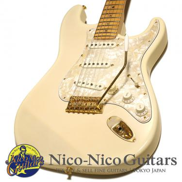 Fender Japan 1993-94 STR-135RK Richie Kotzen Signature (Trans White)