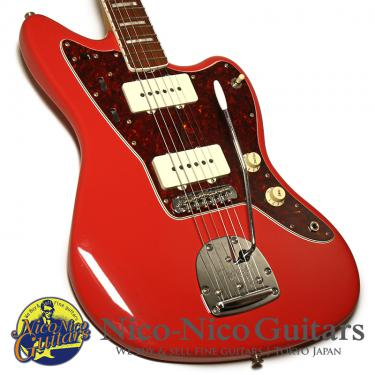 Fender Mexico 2018 Limited Edition 60th Anniversary Classic Jazzmaster (Fiesta Red/MH)