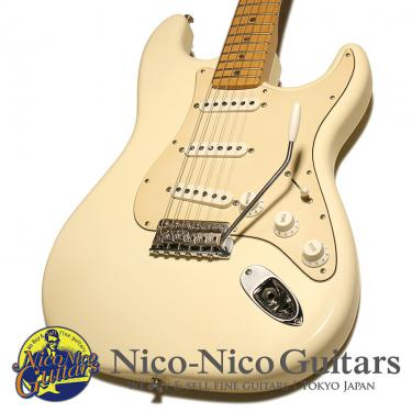 Fender Custom Shop 2005 Robin Trower Stratocaster (White)