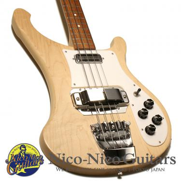Rickenbacker 2014 Limited Special Model 4001S Special (Mapleglo)