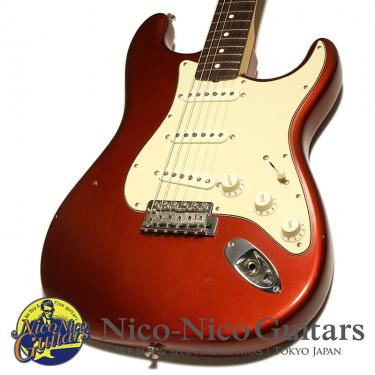 Fender 2010 American Vintage 1962 Stratocaster (Candy Apple Red)