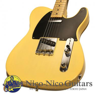 Fender USA 2014 New American Vintage 1952 Telecaster (Butter Scotch Blonde)