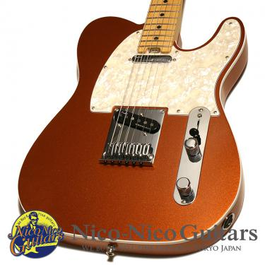 Fender USA 2016 American Elite Telecaster (Autumn Blaze Metallic/M)