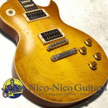 Gibson Custom Shop 2013 Duane Allman 1959 Les Paul Aged (Double Dirty Lemon)