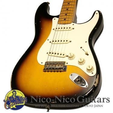 Fender Custom Shop 2017 1957 Stratocaster Relic (Sunburst)