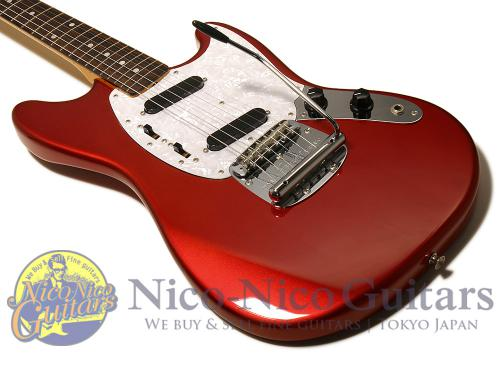 Fender Japan 2010-12 MG69/MH (Candy Apple Red)