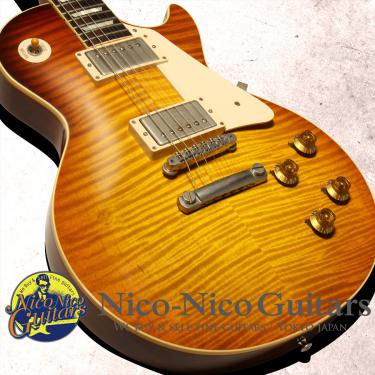 Gibson Custom Shop 2016 Standard Historic 1959 Les Paul VOS Hand Selected (Kentucky Bourbon Fade)