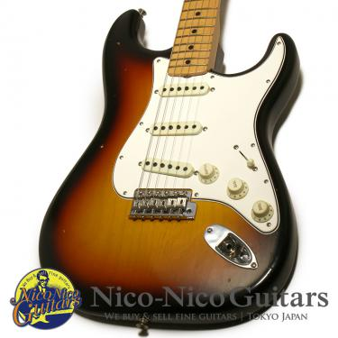 Fender Custom Shop 2020 1970 Stratocaster Journeyman Relic (Sunburst)