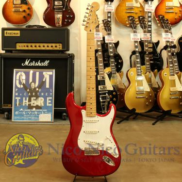 Fender Japan 2006-2008 ST-50 (Candy Apple Red)
