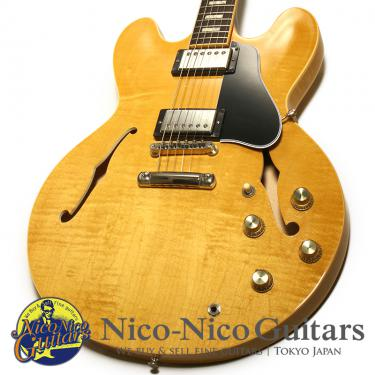 Gibson Memphis 2017 ES-335 Figured 2018 (Dark Vintage Natural)