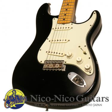 Fender Custom Shop 2007 Vintage Stratocaster Relic Refinish (Black/M)