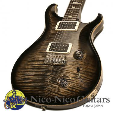 PRS 2013 Custom22 10Top (Charcoal Burst)