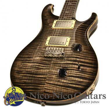 PRS 2009 Custom24 10 Top (Charcoal Burst)
