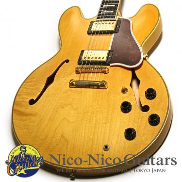 Gibson Custom Shop 2018 Limited Run ES-355 VOS Hand Selected Nashville (Antique Natural)