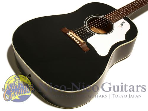 Gibson 2015 Early 1960's J-45 (Ebony Black)