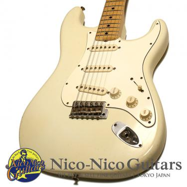 Fender Custom Shop 2011 1969 Stratocaster Relic (Olympic White/M)