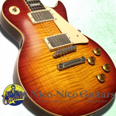 Gibson Custom Shop 2016 True Historic 1959 Les Paul Aged (Vintage Cherry Sunburst)